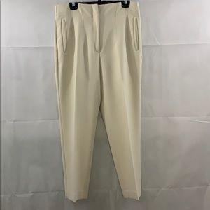 Zara Cream dress pants